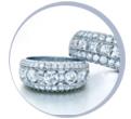 Diamond Rings from JB Star