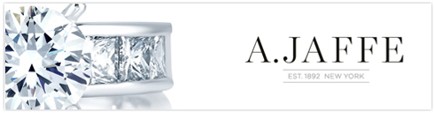 """Engagement Rings by A. Jaffe"""" width="""