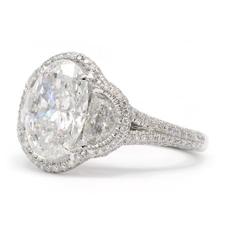 JB Star Engagement Ring 014004 Wedding Jewelry Wixon Jewelers
