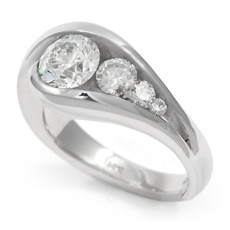 classic maevona engagement jewelry minneapolis jewelers ring view rings wixon low mn profile by