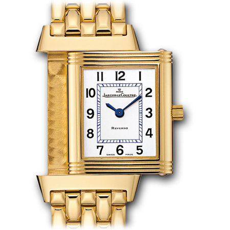 Jaeger LeCoultre Reverso Lady in Yellow Gold