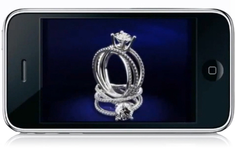 Engagement Ring Mobile App