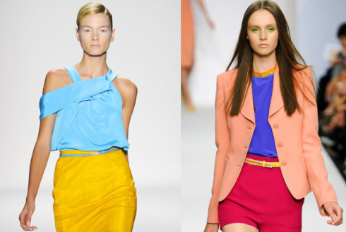 What is color blocking in fashion 48