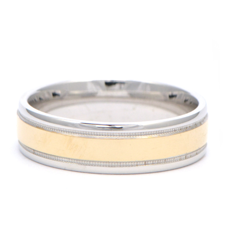 next s rings gold of inside men mens on with band bands wedding ring yellow fingerprint