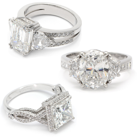 Engagement Rings from Wixon Jewelers in Minneapolis, MN