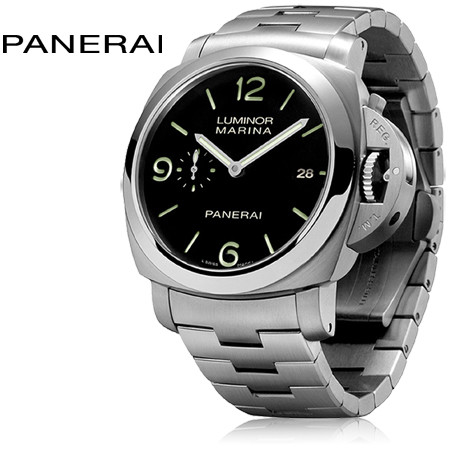 op replica stainless swiss dial black panerai luminor zf steel marina watches xi pam