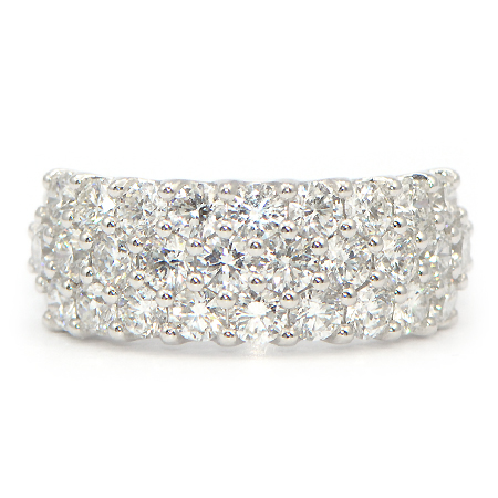 Diamond Wedding Band / Anniversary Ring   Wixon Jewelers