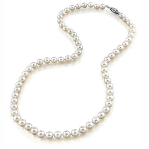 Pearl Necklace Akoya: Akoya Pearl Jewelry, Necklaces & Strands