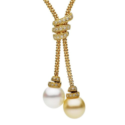 gold mm pendant australian in yellow diamonds perfect round set and aaa south quality pearl sea heavy