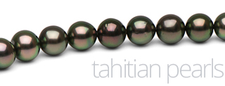Black Tahitian Pearl Jewelry