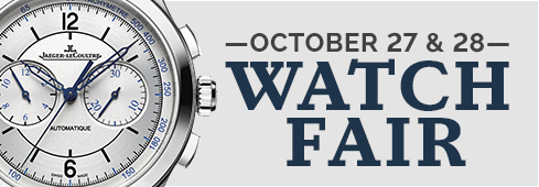 The Watch Fair at Wixon Jewelers