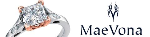 MaeVona Wedding & Engagement Rings