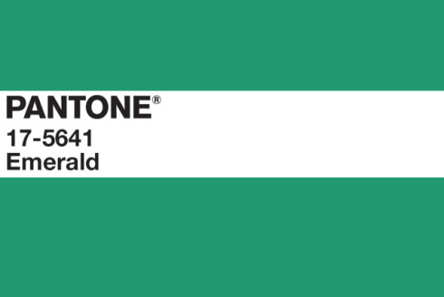 Pantone Color Of The Year 2017 Emerald