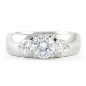 Custom Engagement Ring designed in Minneapolis, MN