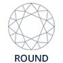Round Brilliant Cut Diamond Jewelry