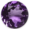February's Birthstone is an Amethyst