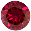 July Birthstone Ruby Gemstone