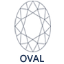 Oval Shaped Diamond Cut