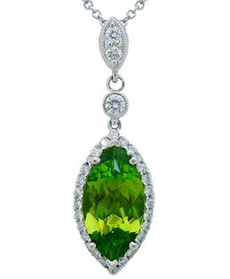 necklaces recipename sapphire imageid gemstone imageservice blue costco profileid white diamond gold pendant and