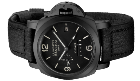 Panerai with GMT Complication