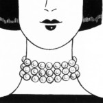 Length of a Pearl Collar Necklace