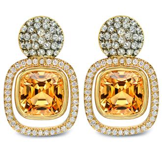 Topaz Gemstone Jewelry
