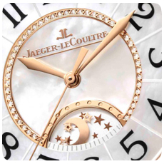Rendez-Vous Night & Day by Jaeger LeCoultre Women's Watch in Pink Gold