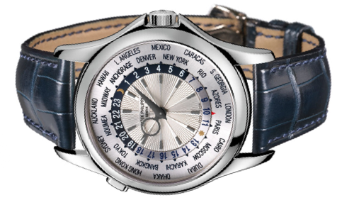 Patek Philippe with World Time Complication