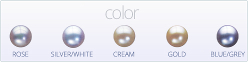 Pearl Color Chart for Grading Pearl Quality