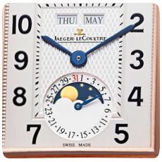 Grande Reverso Calendar by Jaeger LeCoultre Pink Gold
