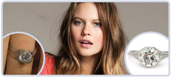 celebrity engagement rings similar styles wixon jewelers