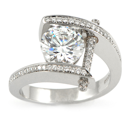 Modern Diamond Jewelry