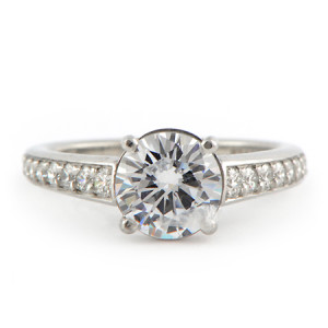 Mark Patterson Engagement Ring MN