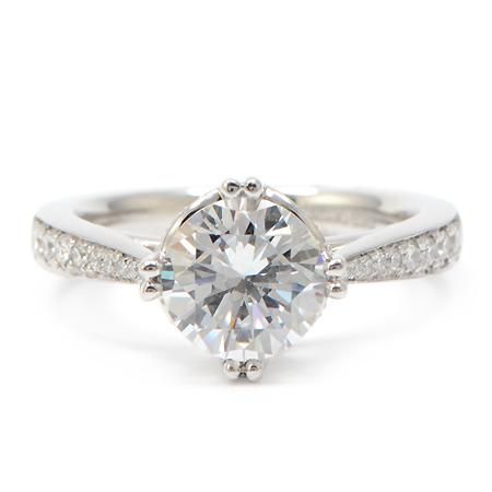 a jaffe engagement rings seasons of collection