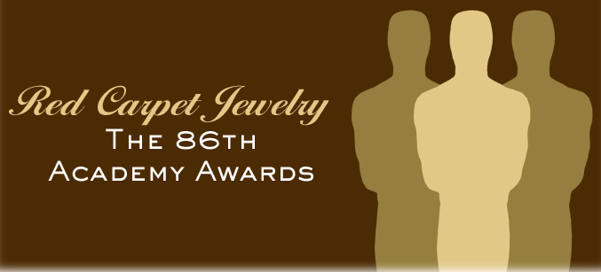 Red Carpet Jewelry at the 86th Academy Awards