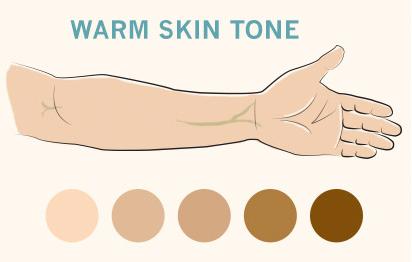 Jewelry for Warm Skin Tones