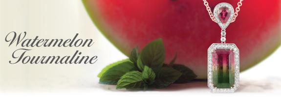 BiColor Watermelon Tourmaline