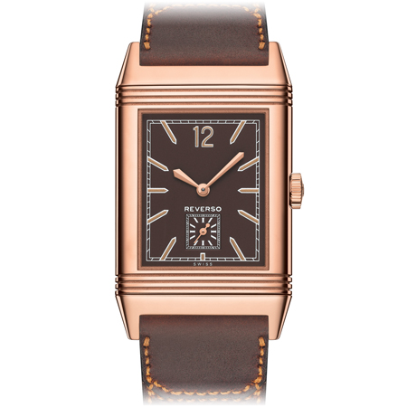 Pink Gold Grande Reverso Ultra Thin 1931 by Jaeger LeCoultre