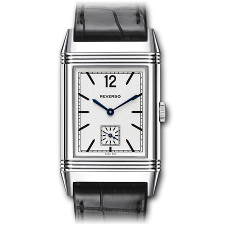 Grande Reverso 1931 in Steel by Jaeger LeCoultre