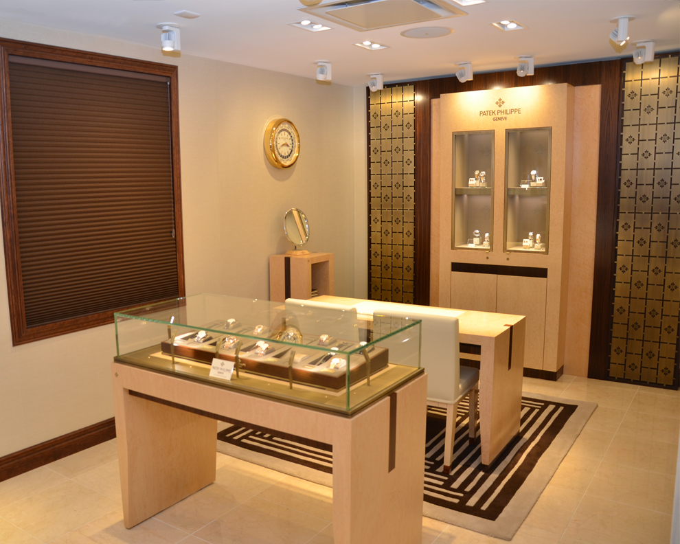 Wixon Jewelers Showroom Twin Cities Minnesota
