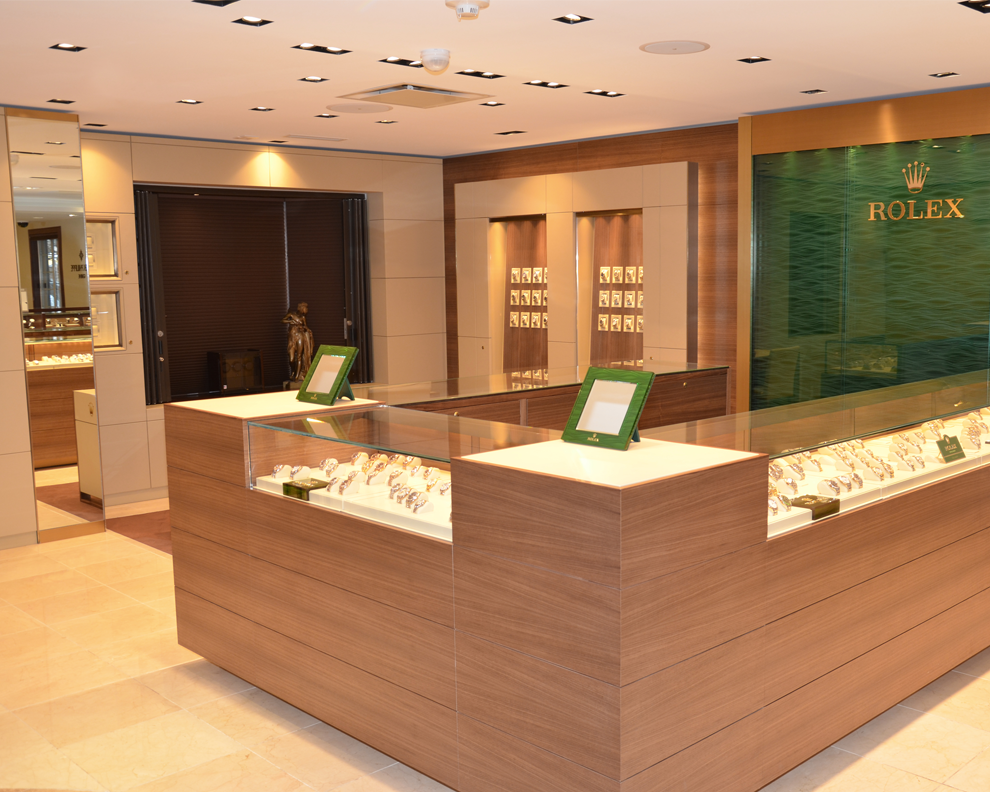 Wixon Jewelers in Minneapolis, MN - Rolex