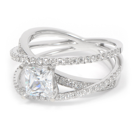 365903 princess cut engagement rings in minneapolis mn