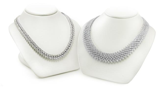 DiamondNecklaces