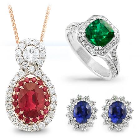 gemstone jewelry rings minneapolis mn wixon jewelers