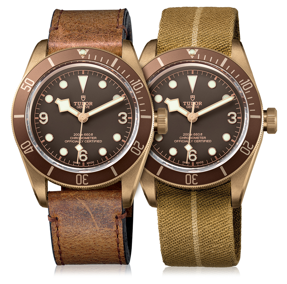 Tudor Black Bay Bronze Wixon Jewelers