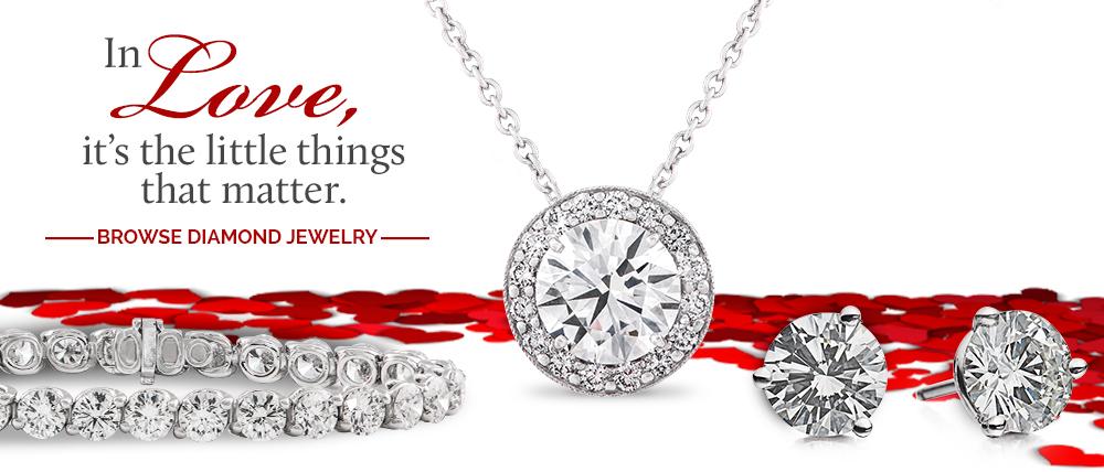 Browse Diamond Jewelry
