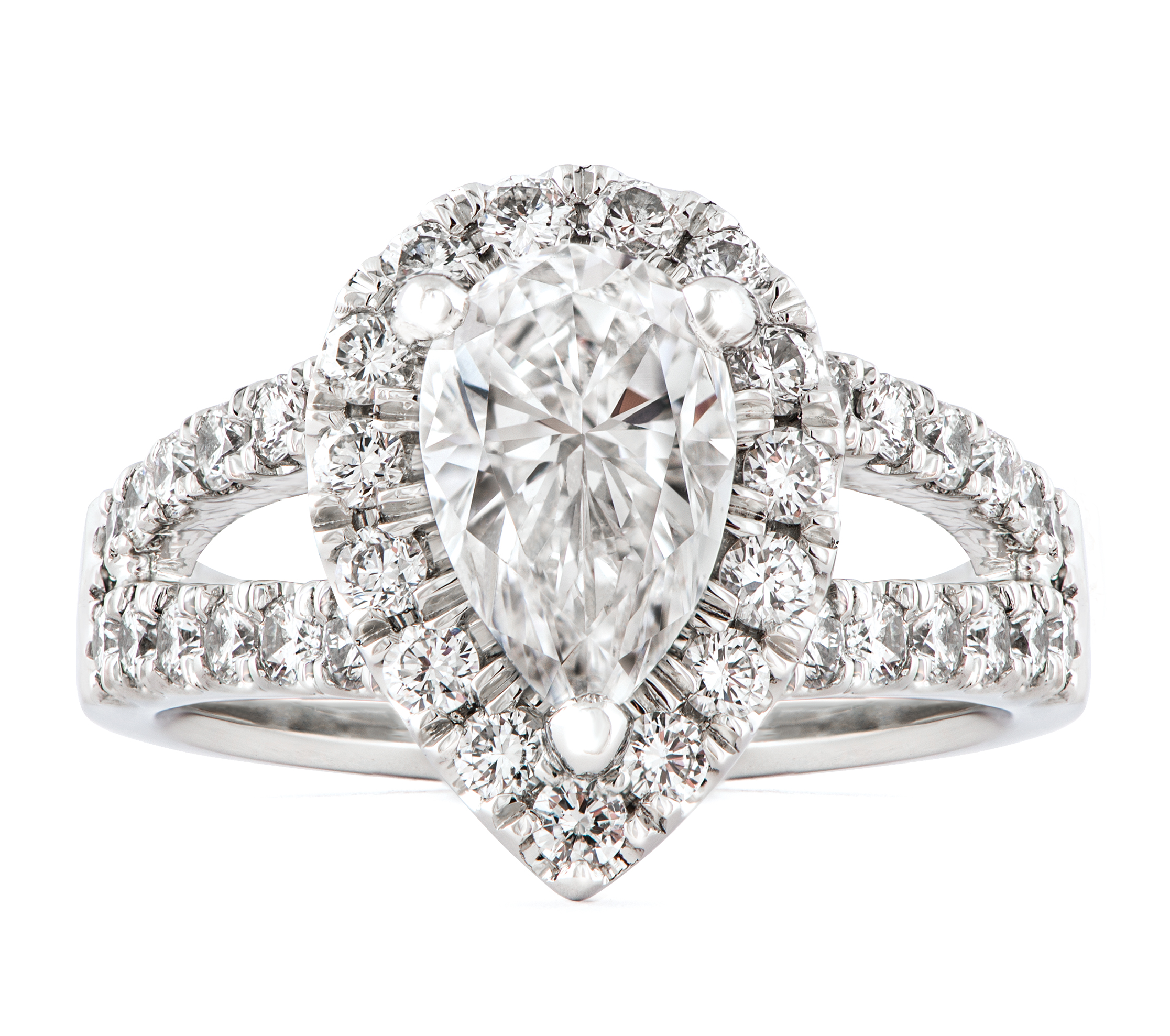 The Pear On The Other Hand, Is A Hybrid Between A Dazzling Round And The  Elongated, Full Marquise Cut The End Result, A Teardrop Shape That Is