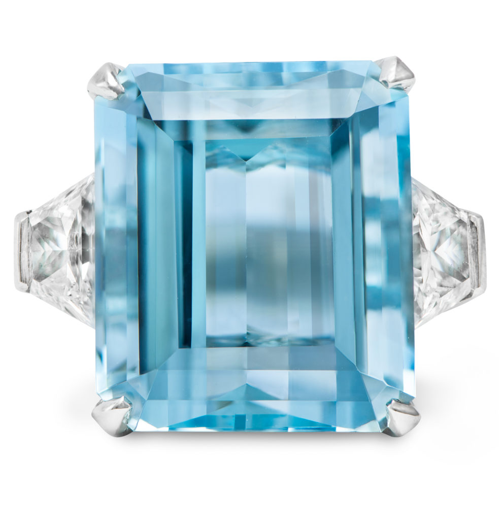 While the more unusual cuts of diamonds have been gathering momentum - Comfortable And Dependable Niagara Leads The Pantone Fashion Color Report As The Most Prevalent Color For Spring 2017 Niagara Is A Classic Denim Like Blue
