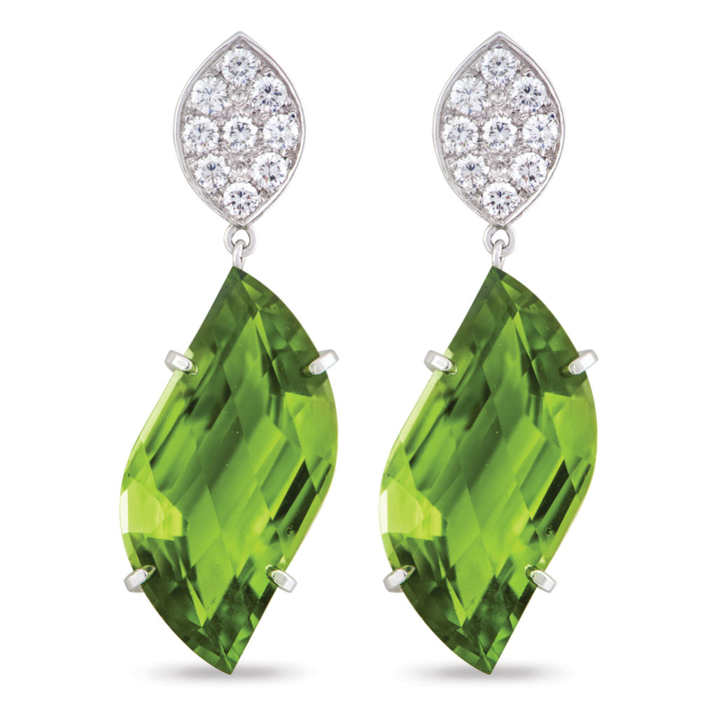 While the more unusual cuts of diamonds have been gathering momentum -  Our Need To Explore Experiment And Reinvent Illustrative Of Flourishing Foliage The Fertile Attributes Of Greenery Signals One To Take A Deep Breath
