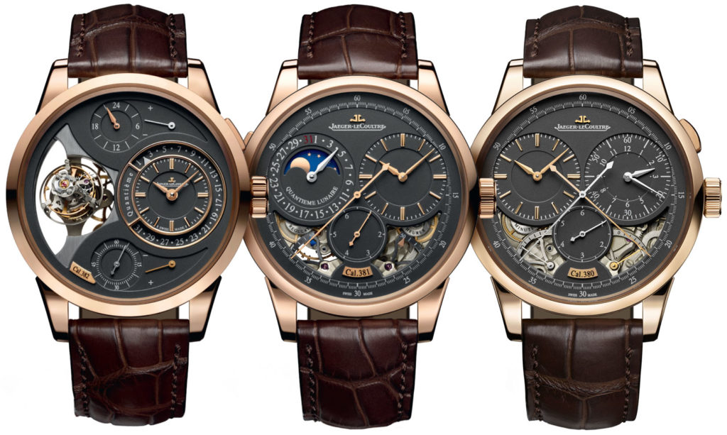 Jaeger LeCoultre Duo Collection